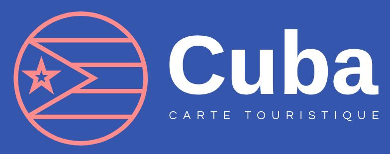 🇨🇺 Carte Touristique Cuba